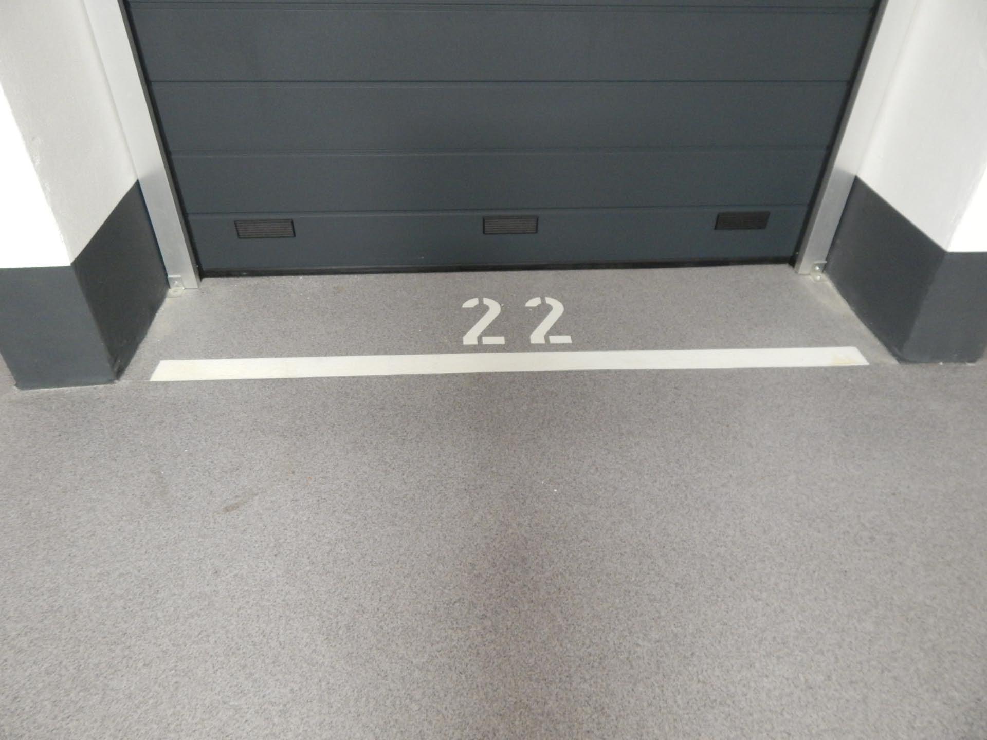 Boden Fur Tiefgaragen Garagen Held Industrieboden